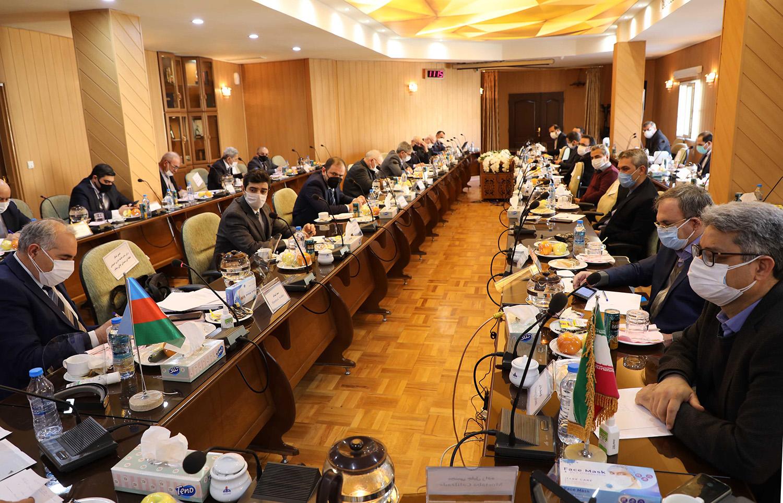 تشکیل جلسه کارگروه فنی ایران و آذربایجان برای ادامه ساخت و بهرهبرداری از سدهای خداآفرین و قیزقلعه سی