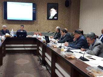 اولین جلسه شورای حفاظت از منابع آب استان آذربایجان شرقی تشکیل شد