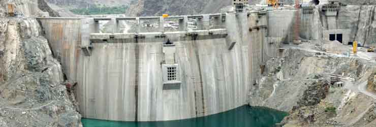 Shahryar Dam