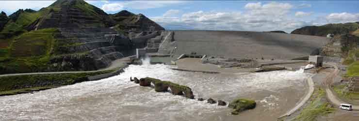 KhodaAfarin Dam